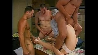 Naughty Asian shemale Allenina bends over and takes miles of cocks up her ass
